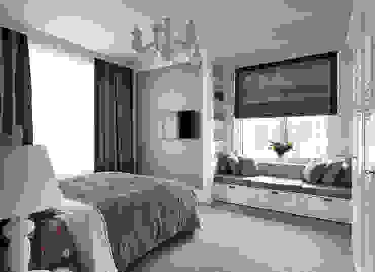 ห้องนอน โดย MARTINarchitects, คลาสสิค