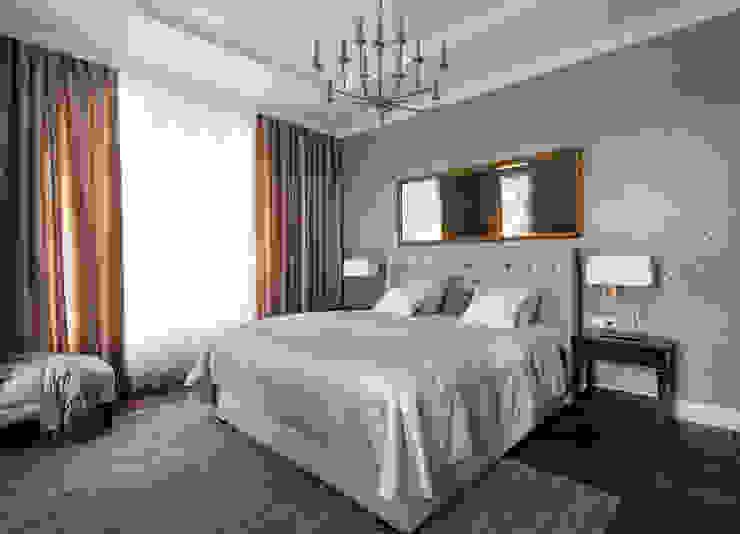 Chambre classique par MARTINarchitects Classique