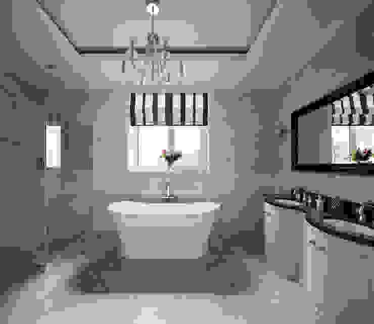 Salle de bain classique par MARTINarchitects Classique