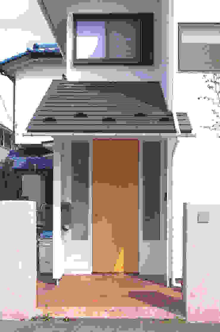 玄関 モダンな 家 の FURUKAWA DESIGN OFFICE モダン