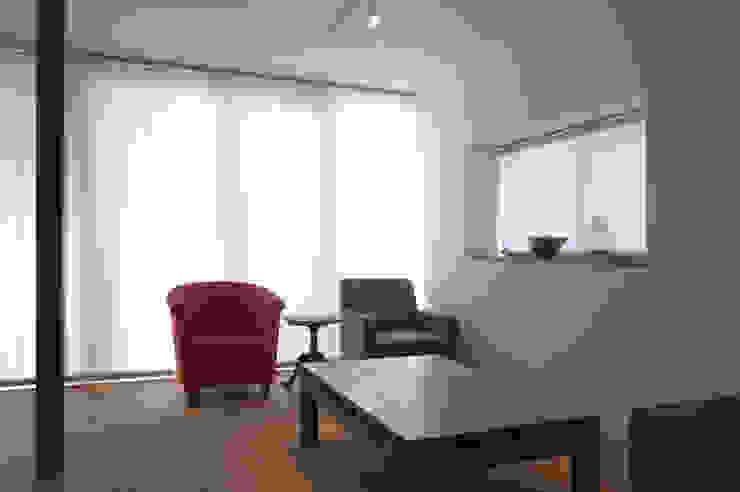 リビングルーム モダンデザインの リビング の FURUKAWA DESIGN OFFICE モダン
