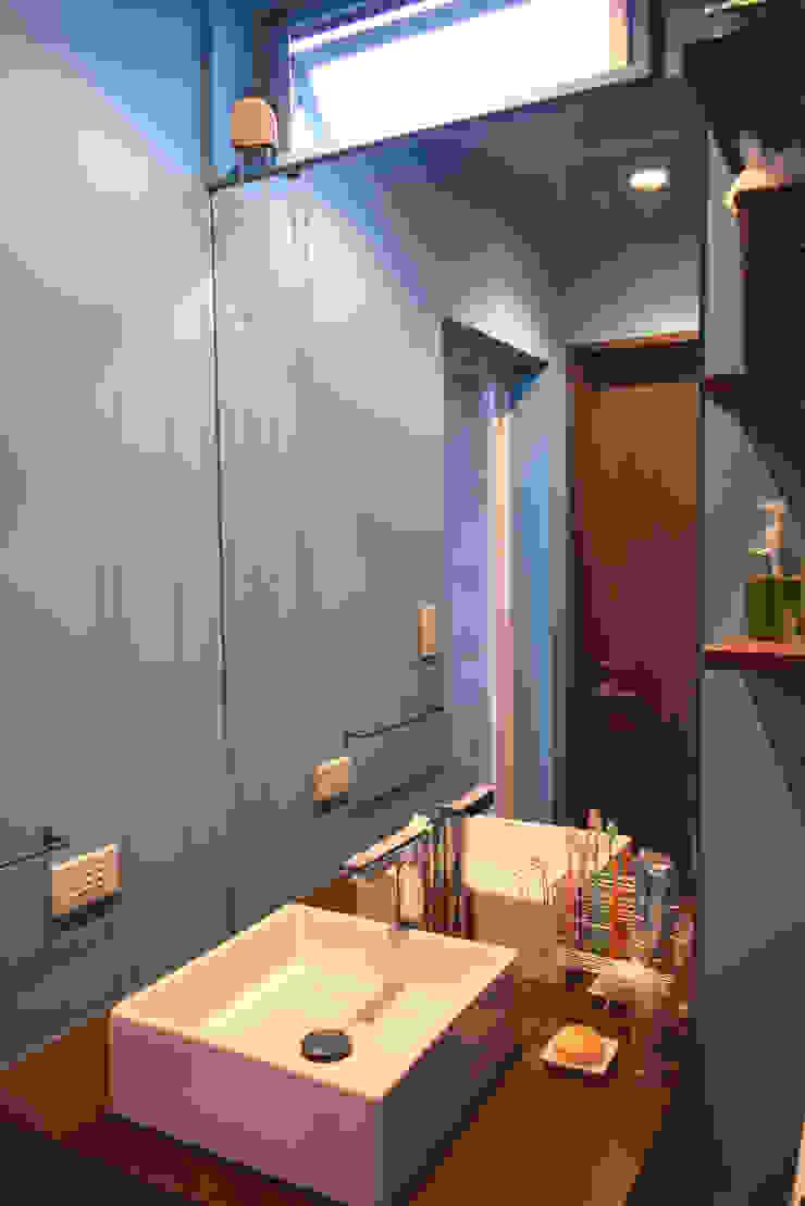 Sanitary FURUKAWA DESIGN OFFICE Baños de estilo moderno