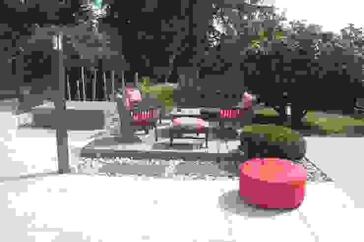 Jardins modernos por EURL OLIVIER DUBOIS Moderno