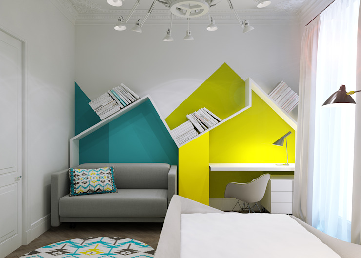 Projecto2 Nursery/kid's room
