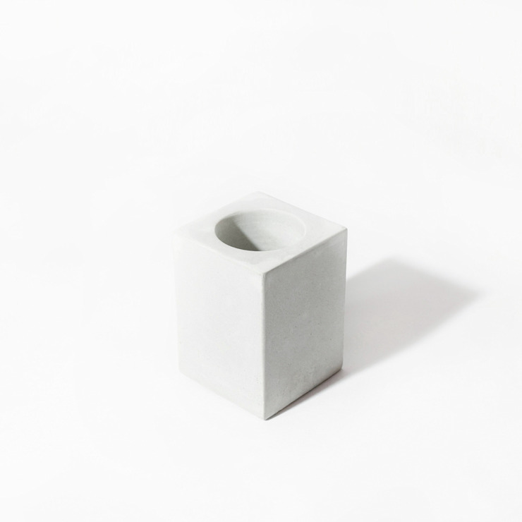 Square Bowl: Kindof의 현대 ,모던
