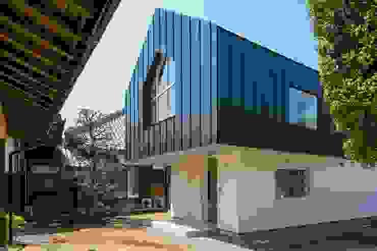 オカノいえ ミニマルな 家 の 株式会社飯島洋省andHAND建築設計事務所 ミニマル