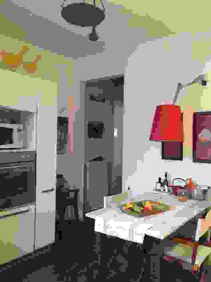 La cucina Arch. Silvana Citterio Cucina rurale