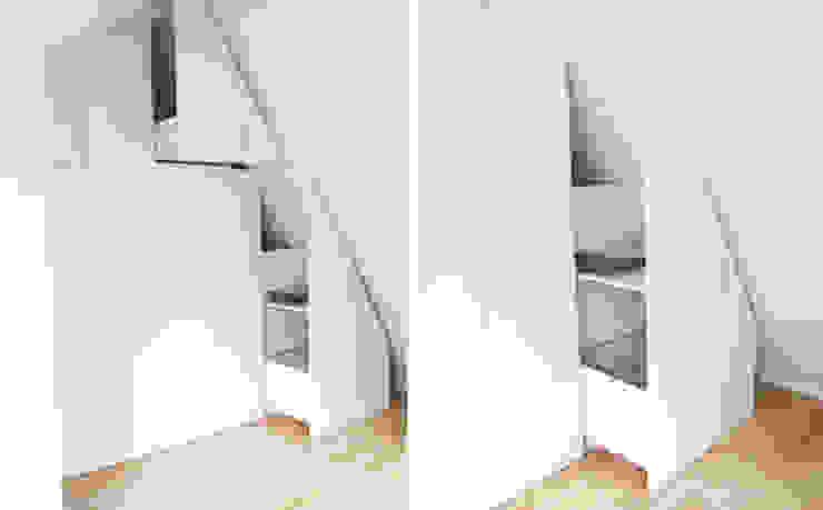 por WEBERontwerpt | architectenbureau Minimalista