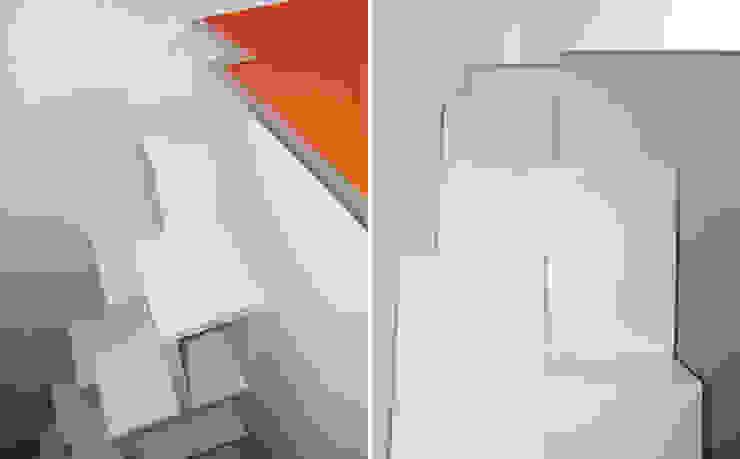 TRAPKAST | BERG OP & KLIM Moderne kinderkamers van WEBERontwerpt | architectenbureau Modern