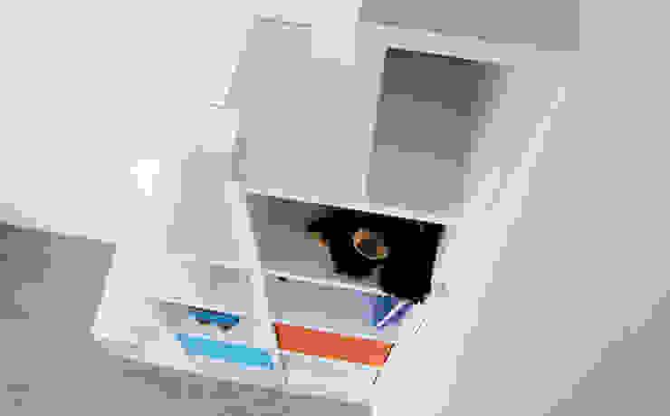 TRAPKAST | BERG OP & KLIM WEBERontwerpt | architectenbureau Moderne kinderkamers
