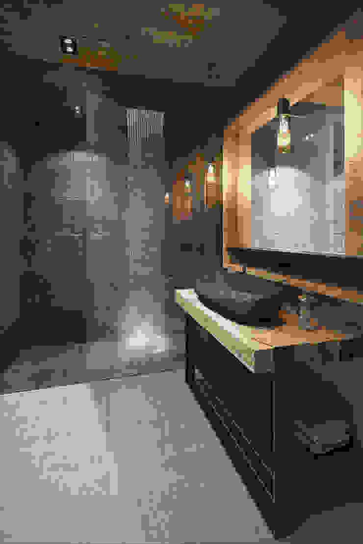 Modern bathroom by razoo-architekci Modern