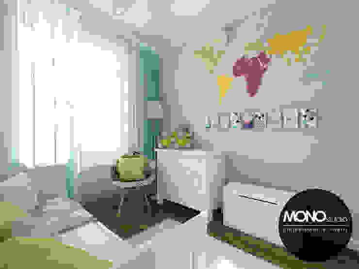 Dormitorios infantiles modernos de MONOstudio Moderno