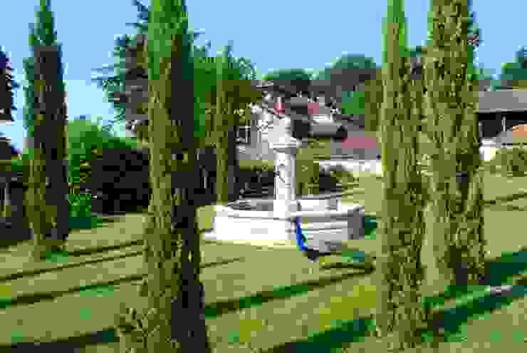 Taman Gaya Mediteran Oleh Provence Retrouvée Mediteran