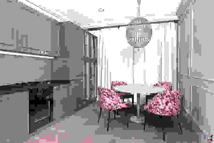 Квартира на ул. Садовая Кухня в классическом стиле от A.workshop Классический