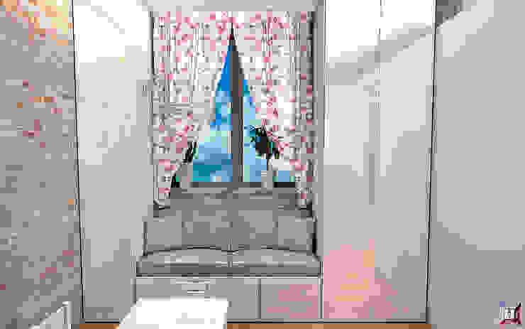 Квартира на ул. Первомайская Детская комната в стиле лофт от A.workshop Лофт
