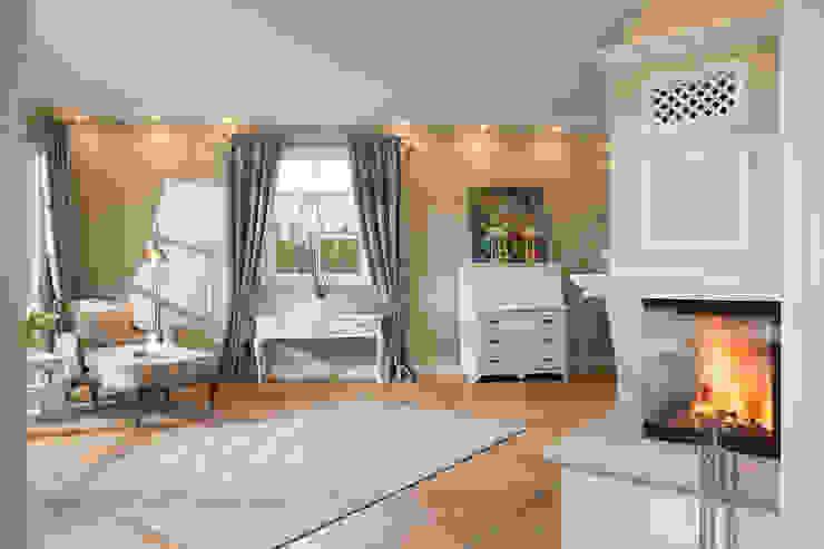 Ruang Keluarga Gaya Country Oleh Beinder Schreinerei & Wohndesign GmbH Country