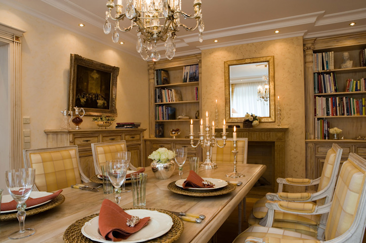Country style dining room by Beinder Schreinerei & Wohndesign GmbH Country