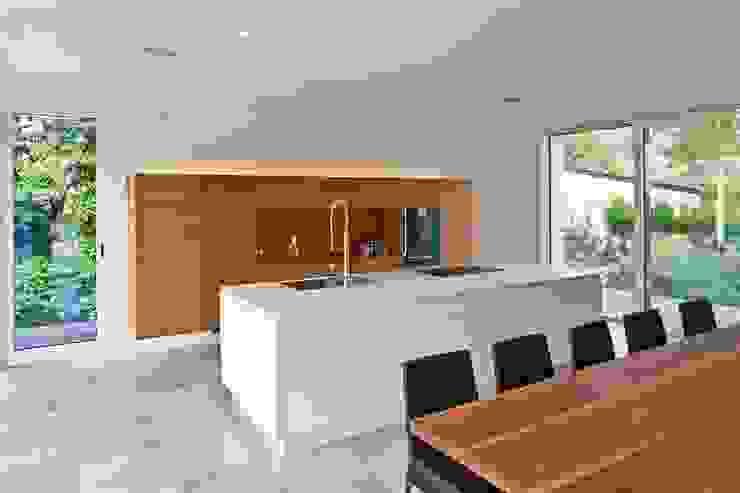 Villa Giulia, Lans Moderne Küchen von OFA Architektur ZT GmbH Modern