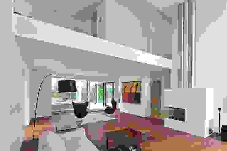 Villa Giulia, Lans - Innenraum Moderne Wohnzimmer von OFA Architektur ZT GmbH Modern