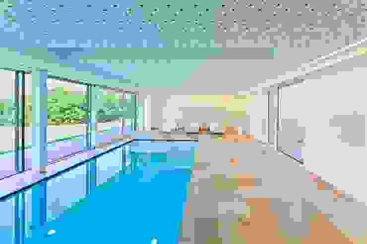 Villa Giulia, Lans - Innenraum Moderne Pools von OFA Architektur ZT GmbH Modern