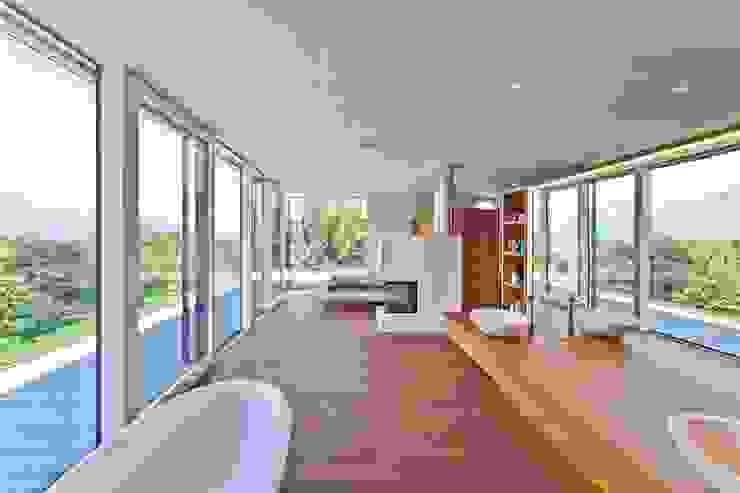 Villa Giulia, Lans - Innenraum Moderne Badezimmer von OFA Architektur ZT GmbH Modern