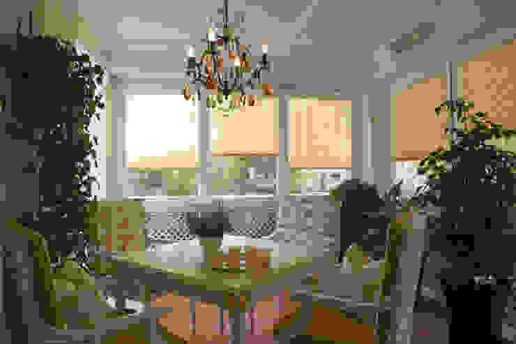 Country style conservatory by Beinder Schreinerei & Wohndesign GmbH Country