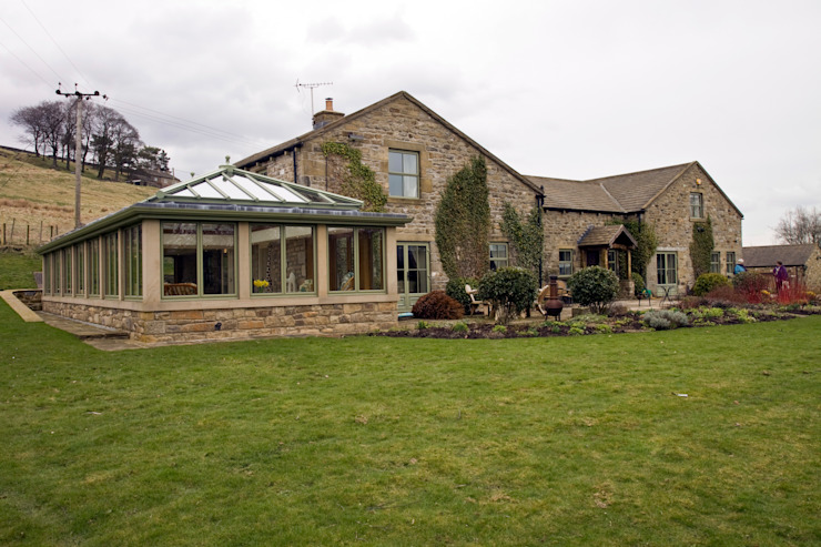 Orangeries Franklin Windows Country style conservatory