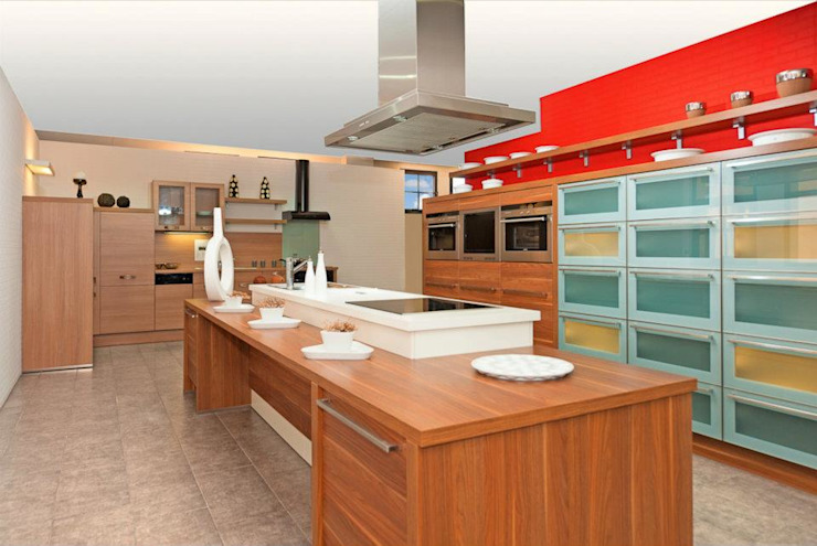 Cocinas Plus Modern kitchen
