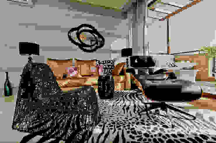 Апартаменты в Болгарии в комплексе <q>Сирена</q>:  в современный. Автор – Студия Татьяны Гребневой, Модерн