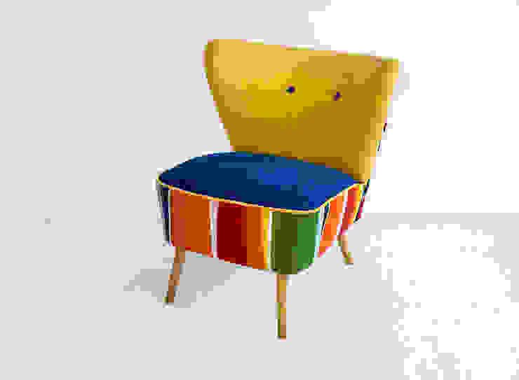 Fotele od ak design Nowoczesny