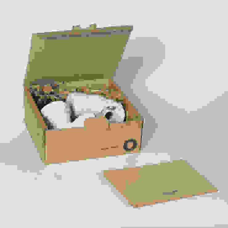 Salt & Pepper Pipes: industrial  by StolenForm, Industrial
