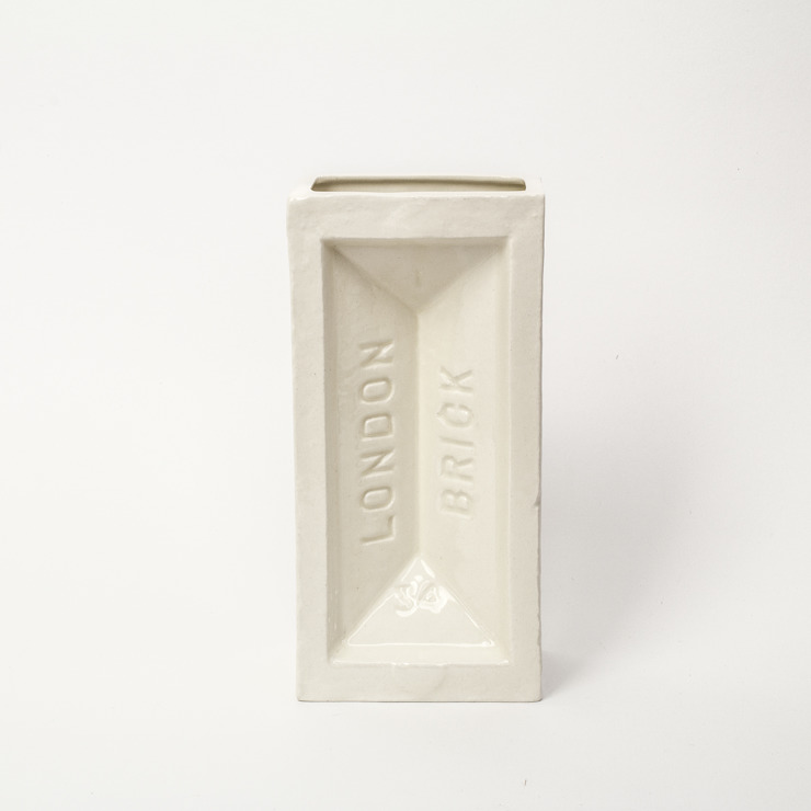 The Brick Vase : industrial  by StolenForm, Industrial