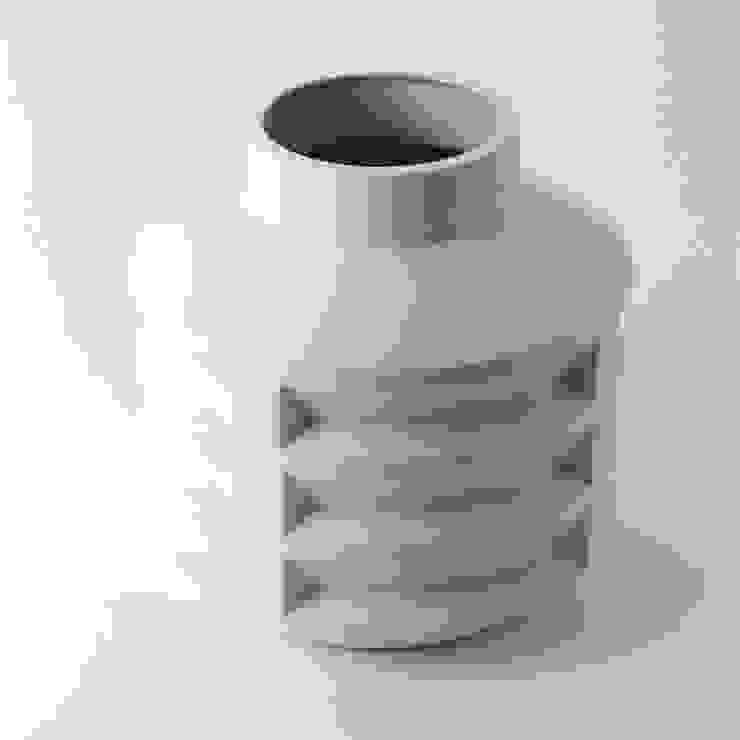 Chimney Cap Vase: industrial  by StolenForm, Industrial