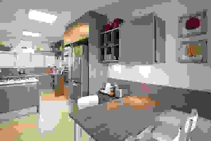 Cozinha Cozinhas ecléticas por Pereira Reade Interiores Eclético