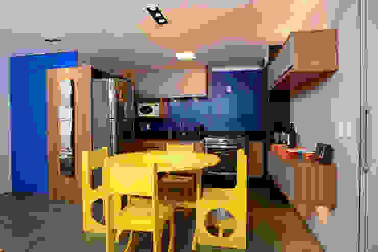 Cozinhas  por Alexandre Magno Arquiteto,
