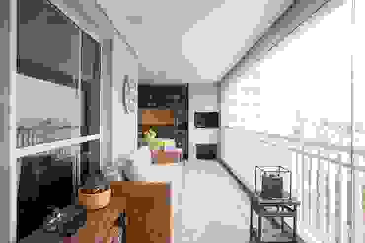 Terrasse de style  par Pereira Reade Interiores, Éclectique