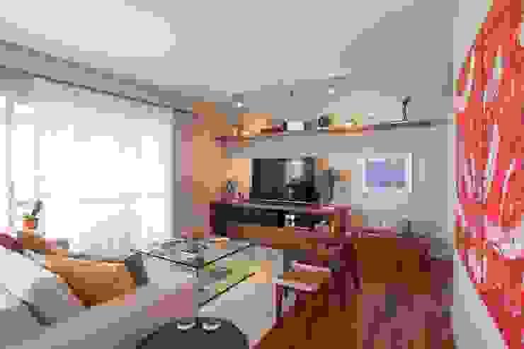 Sala de Estar Salas de estar ecléticas por Pereira Reade Interiores Eclético