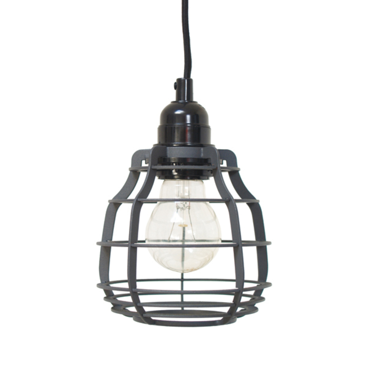 Lab Lamp in Matt Gret: industrial  by Ruby Roost, Industrial