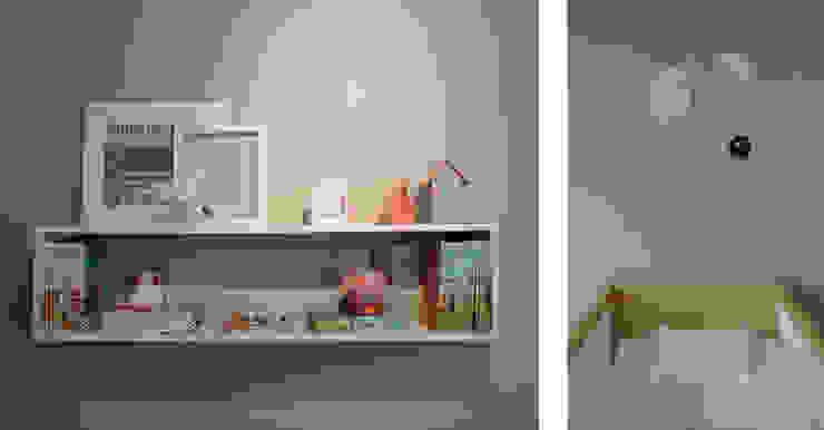 Quarto Bebê Menina studio scatena arquitetura Quarto de criançasAcessórios e Decoração