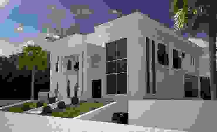 Casas de estilo clásico de TRAÇO FINAL ARQUITETURA E INTERIORES Clásico
