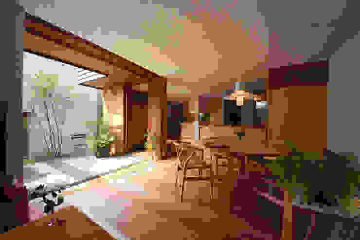 غرفة السفرة تنفيذ 新井アトリエ一級建築士事務所