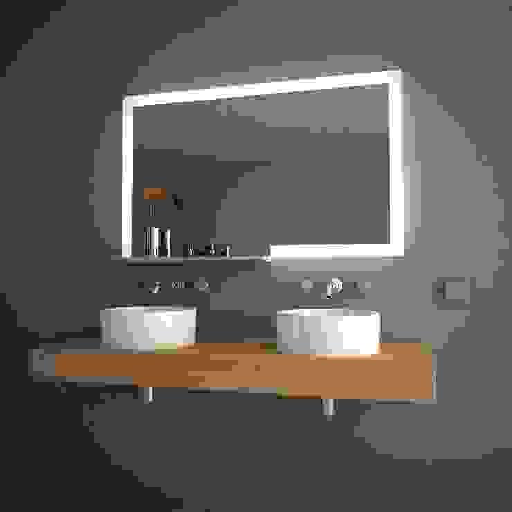 Spiegelmöbel mit Ablage Forma von Lionidas Design GmbH Minimalistisch