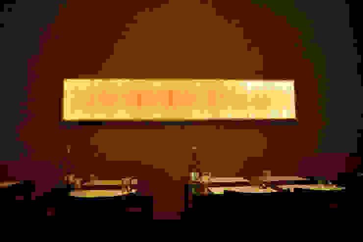 Vilten lichtpaneel 2,60 x 0,5 Scandinavische gastronomie van Vilt aan Zee Scandinavisch
