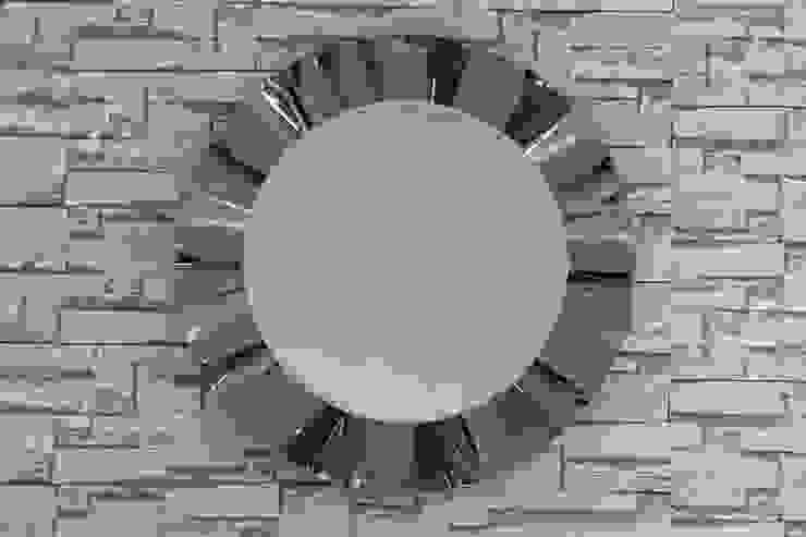 Anadolu Ayna – Yuvarlak dalgalı ayna: modern tarz , Modern