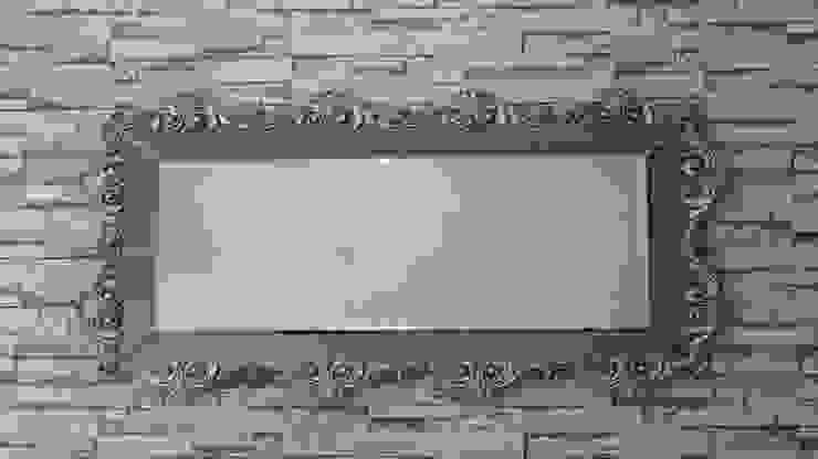Yarı Klasik Varaklı Ayna Anadolu Ayna Klasik