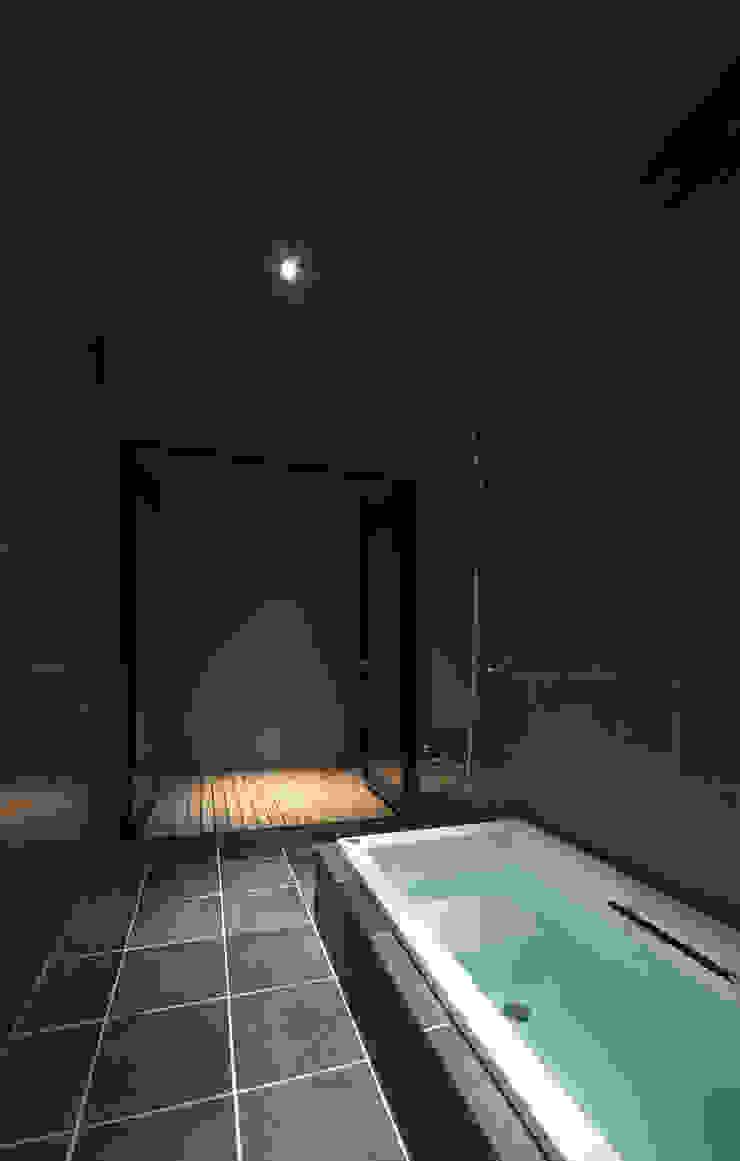 belvedere オリジナルスタイルの お風呂 の MOVEDESIGN オリジナル