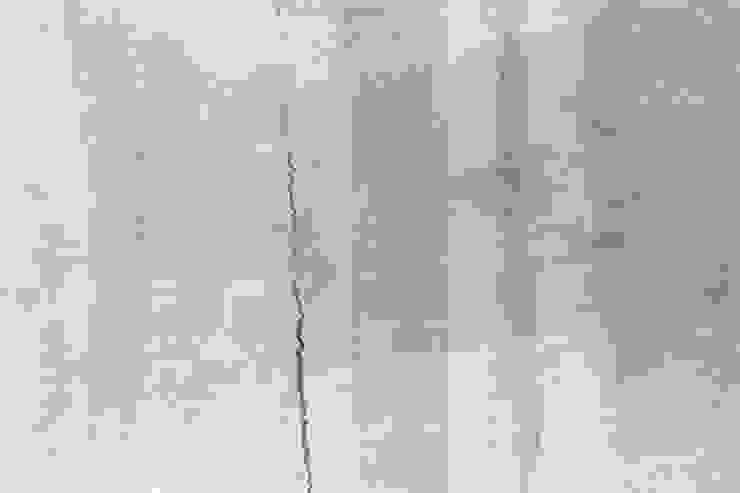 Detail vilten doek van Vilt aan Zee Scandinavisch