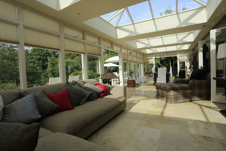 Conservatory 2 Classic style conservatory by Stange Kraft Ltd Classic