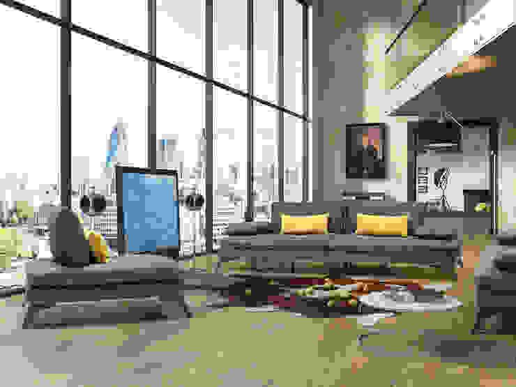 Mozza dİzayn – Milano: modern tarz , Modern