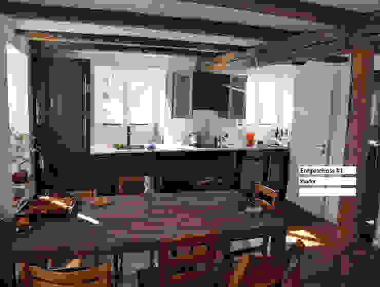 Кухни в . Автор – raumquadrat GmbH,
